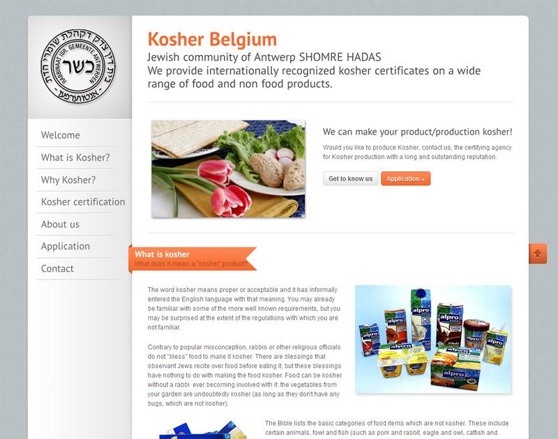 Kosher Belgium