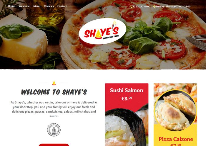 Shaye's